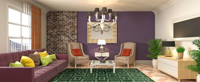 tapis décoration mur