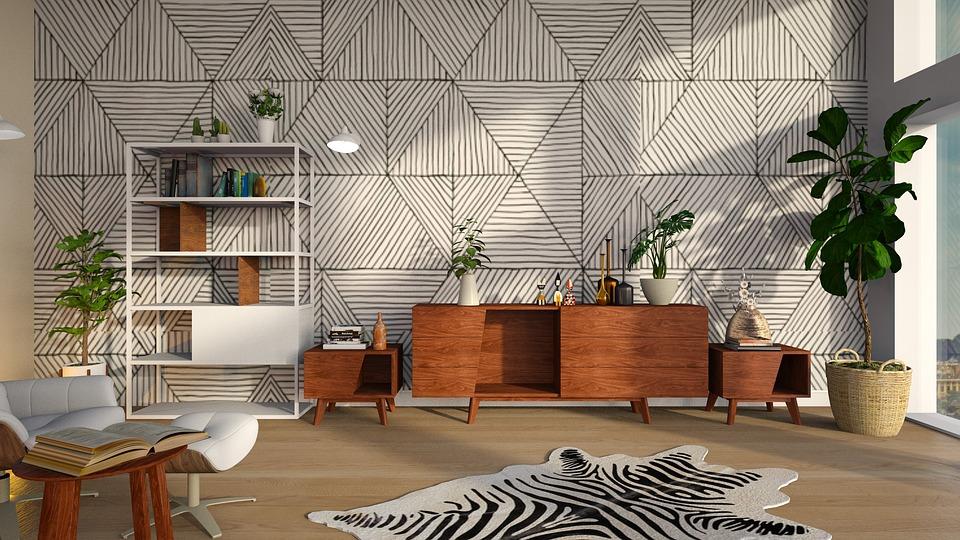 tapis pour décorer mur